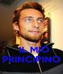 IL MIO PRINCIPINO - Personalised Poster A4 size