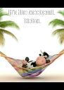It's the weekend.  Relax.  - Personalised Poster A4 size