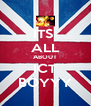 ITS  ALL ABOUT ICT BOYYY - Personalised Poster A4 size