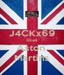 J4CKx69 likes Aston  Martins - Personalised Poster A4 size