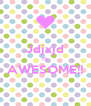 Jdjxjd IS AWESOME!!  - Personalised Poster A4 size
