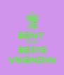JE BENT  MIJN BESTE VRIENDIN - Personalised Poster A4 size