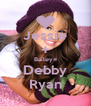 Jessie + Bailey= Debby Ryan - Personalised Poster A4 size