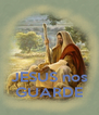 JESUS nos GUARDE - Personalised Poster A4 size