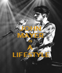 JOHN MAYER IS A LIFESTYLE - Personalised Poster A4 size