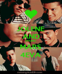 JOLENE AND BRUNO MARS 4EVA - Personalised Poster A4 size