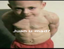 Juan u mad?  - Personalised Poster A4 size