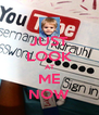 JUST LOOK AT ME NOW - Personalised Poster A4 size