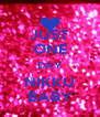 JUST ONE DAY NIKKU BABY - Personalised Poster A4 size