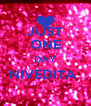 JUST ONE DAY NIVEDITA   - Personalised Poster A4 size
