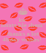 """ka  lorata hle shem"""" AND thanks a lot 4bday wishes!  - Personalised Poster A4 size"""