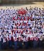 KALEM WAE INSYA ALLAH JTW'13 LULUS 100% - Personalised Poster A4 size