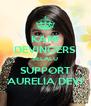 KAMI DEVINGERS SELALU SUPPORT AURELIA DEVI - Personalised Poster A4 size