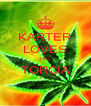 KARTER LOVES HIS TORCIA  - Personalised Poster A4 size