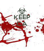 KEEP CA    - Personalised Poster A4 size