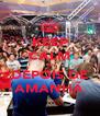 KEEP CALM é DEPOIS DE AMANHÃ - Personalised Poster A4 size