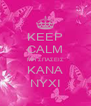 KEEP CALM ΜΗ ΣΠΑΣΕΙΣ ΚΑΝΑ ΝΥΧΙ - Personalised Poster A4 size