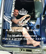KEEP CALM A big happy birthday  To Mathew Bonney  Have a great day mr xxxx - Personalised Poster A4 size