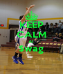 KEEP CALM A1 $wag  - Personalised Poster A4 size