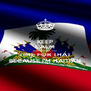 KEEP CALM AIN'T NOBODY GOT TIME FOR THAT BECAUSE I'M HAITIAN - Personalised Poster A4 size