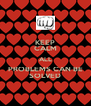 KEEP CALM ALL PROBLEMS CAN BE SOLVED - Personalised Poster A4 size