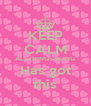KEEP CALM ALLTHINGS BLING Has got this - Personalised Poster A4 size