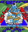 KEEP CALM AMANHÃ TEM TREINO - Personalised Poster A4 size