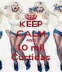 KEEP CALM AND 10 mil Curtidas - Personalised Poster A4 size