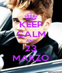 KEEP CALM AND 23 MARZO - Personalised Poster A4 size