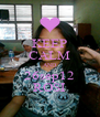 KEEP CALM AND 26sep12 ROSI - Personalised Poster A4 size