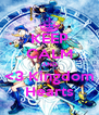 KEEP CALM AND <3 Kingdom Hearts - Personalised Poster A4 size