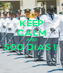 KEEP CALM AND 500 DIAS !!  - Personalised Poster A4 size