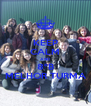 KEEP CALM AND 8ºB MELHOR TURMA - Personalised Poster A4 size