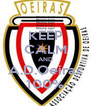 KEEP CALM AND A.D.Oeiras 100% - Personalised Poster A4 size
