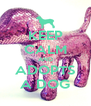 KEEP CALM AND ADOPTS A DOG - Personalised Poster A4 size