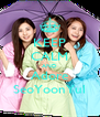KEEP CALM AND Adore SeoYoonYul - Personalised Poster A4 size