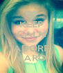 KEEP CALM AND ADORE YARO - Personalised Poster A4 size