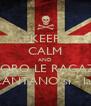 KEEP CALM AND ADORO LE RAGAZZE KE CANTANO si - la - do - Personalised Poster A4 size