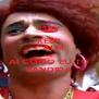KEEP CALM AND AI COMO EU TO BANDIDA - Personalised Poster A4 size