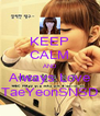 KEEP CALM AND Always Love TaeYeonSNSD - Personalised Poster A4 size