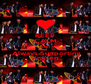 KEEP CALM AND  Always Supporting Kristen - Personalised Poster A4 size