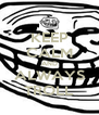KEEP CALM AND ALWAYS TROLL - Personalised Poster A4 size