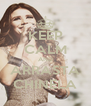 KEEP CALM AND ARRASTA CHINELA - Personalised Poster A4 size
