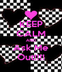 KEEP CALM AND Ask Me Out!!!! - Personalised Poster A4 size