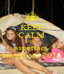 KEEP CALM AND aspettaci  ferragosto 2013 - Personalised Poster A4 size