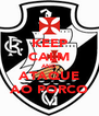 KEEP CALM AND ATAQUE AO PORCO - Personalised Poster A4 size