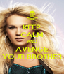 KEEP CALM AND AVENGE YOUR BROTHER - Personalised Poster A4 size