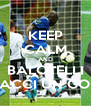 KEEP CALM AND BALOTELLI FACCI UN GOL - Personalised Poster A4 size
