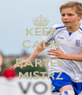 KEEP CALM AND BARTEK MISTRZ - Personalised Poster A4 size