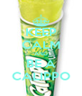 KEEP CALM AND BE A CALIPPO - Personalised Poster A4 size